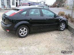 ford focus 1 6 sport 2005 ford focus 1 6 16v sport car photo and specs