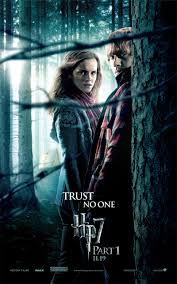 hermione and ron from harry potter and the deathly hallows desktop