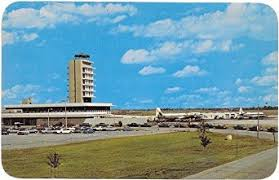 Grand Rapids Mi Airport Buy Kent County Airport Grand Rapids Michigan Original Vintage