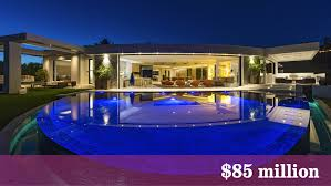 Homes For Sale Ball La by L A U0027s Most Extreme Home Hits The Market At 85 Million La Times