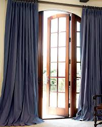 French Door Valances Front Door Window Curtains Coverings Treatments French Blinds Tile