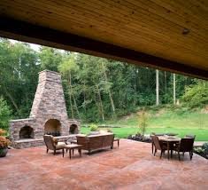 cost to build an outdoor fireplace home decorating interior
