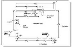 Floor Plans With Dimensions by Kitchen Floor Plans With Dimensions Kitchen Floor Plans With