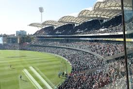 The Oval Liverpool Fc Visit Adelaide Oval For Aussie Rules Clash Plus