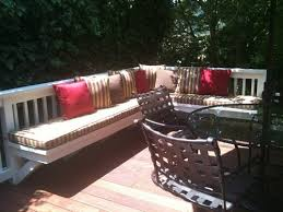 52 best benches built in decks images on pinterest deck benches