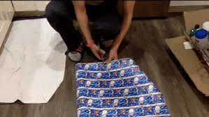 cheap wrapping paper wrapping paper gifs search find make gfycat gifs