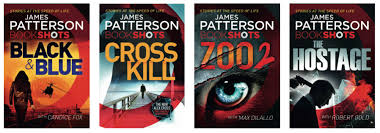 cornerstone lines up 30 patterson bookshots for 2016 the bookseller