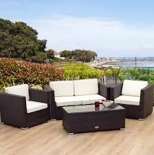 Cedar Patio Furniture Sets - rattan outdoor furniture uk home design ideas