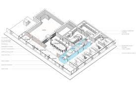 Conference Room Floor Plan 5g Studio Opening Aia Atl To The Street