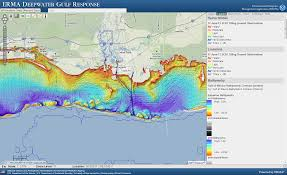Map Of The Gulf Stream Why You Should Thank A Hydrographer Response Restoration Noaa Gov