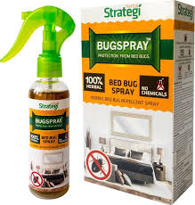 Bed Bug Treatment Products Herbal Strategi Bed Bug Spray Buy Baby Care Products In India