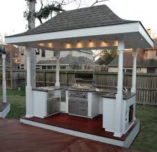 triyae com u003d diy backyard kitchen designs various design
