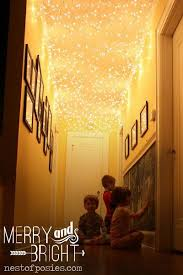 Ceiling Light Decorations 25 Unique Indoor Christmas Lights Ideas On Pinterest Simple