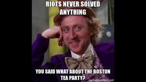Boston Meme - the boston tea party as described by memes youtube