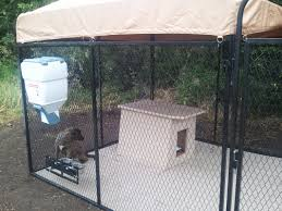 k9 kennel basic yard kennel tile flooring system u0026 reviews wayfair