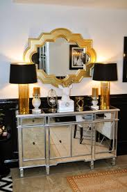 livelaughdecorate a black white and gold reveal love this color