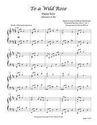 buy edward macdowell sheet music macdowell edward music scores