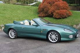 green aston martin convertible aston martin cummings of bodmin