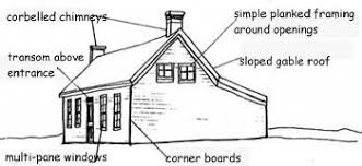 what is a saltbox house saltbox 1650 1830 old house web