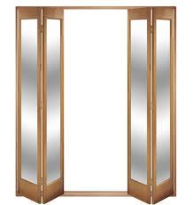 folding door glass wood accordion closet doors 2033x1685 1735 oak marston internal