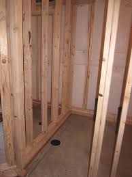 Floating Floor For Basement by How To Finish A Basement Bathroom Before And After Pictures