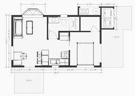 cottage floor plans 390sqft menlo park backyard cottage completed backyard cottage