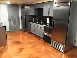 Epoxy Kitchen Floor by 55 Best Stained And Epoxy Treatments Www Atechels Com Images On