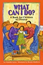 what can i do a book for children of divorce
