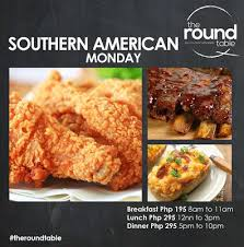 round table dinner buffet price lafanggero all day buffet at the round table kapitolyo pasig