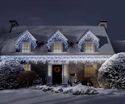 White Icicle Lights Outdoor Pretty Ideas Outdoor Icicle Lights Best Blue With Remote