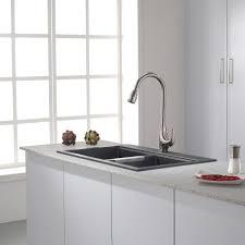 Kitchen Sink Combo - kitchen stainless steel kraus sink combination for your kitchen