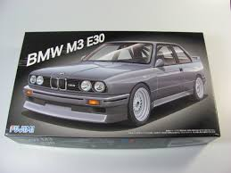 Bmw M3 1991 - bmw m3 e30 fujimi car model kit com