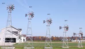 amazon com 23 u0027 commerical grade pond aeration windmill