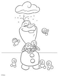frozen coloring sheet olaf disney coloring pages
