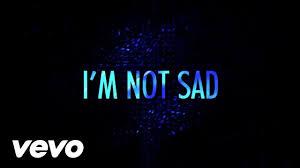 joseph gomez i m not sad lyric video youtube