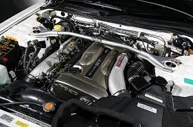 nissan skyline r34 engine this is what a nissan skyline r34 gt r vspec ii nür with 10km