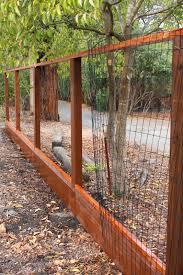 outdoor udate deer fence deer fence yards and gardens