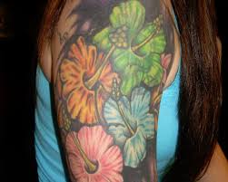 flower tattoos and designs page 128