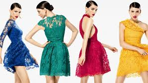 get in the mix the latest trend mismatched dresses joie de
