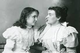 helen keller deaf and blind advocate and role model