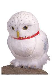 Snowy Owl Halloween Costume by Harry Potter Accessories