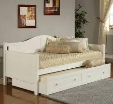 White Daybed With Storage Daybed With Storage Drawers Storage Designs