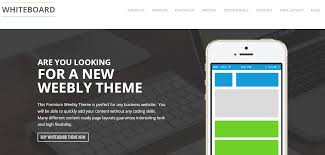 10 best weebly templates for 2017 themeart
