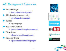 slideshare api api management architect presentation