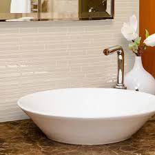 beige cream tile backsplashes tile the home depot