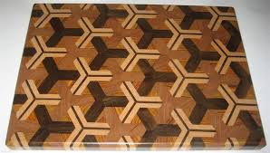 end grain cutting board my version by garyk lumberjocks com
