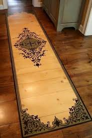 Floor Painting Ideas Wood 20 Amazing Painting Ideas For Wooden Floor Decoration Floors