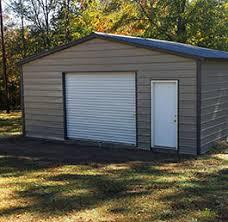 Garage With Carport Metal Buildings Garages Carports U0026 Barns Elephant Structures