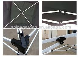 Lidl Garden Chairs Lidl Aluminum Folding Gazebo Tent With Screen View Aluminum