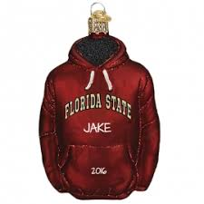 florida state seminoles ornaments gifts personalized